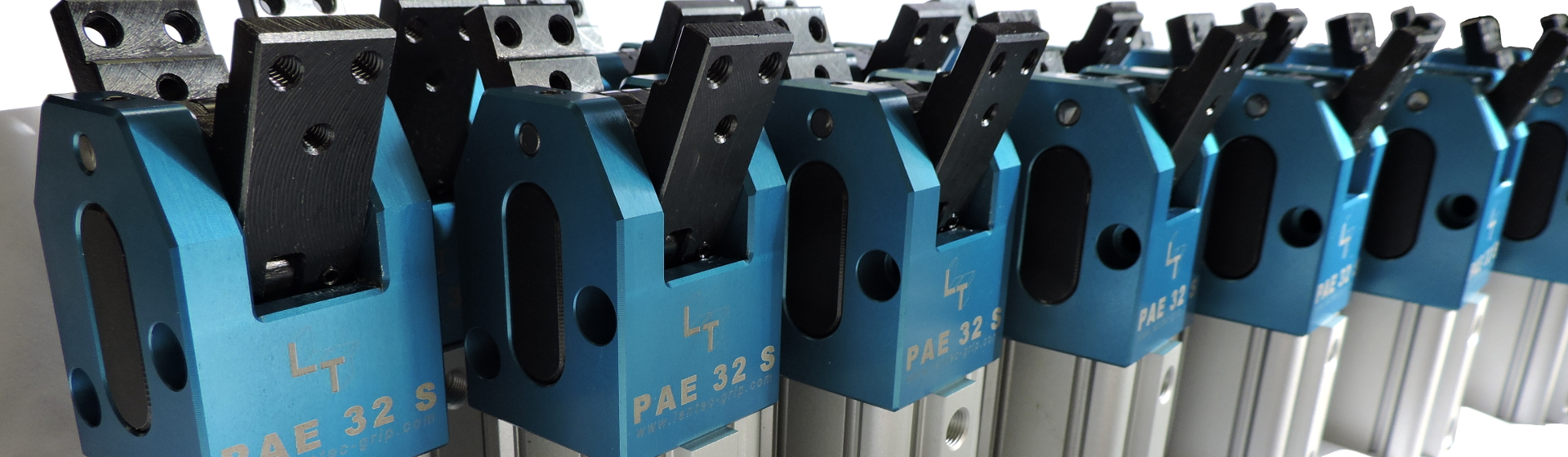 Lantec grip, Design and manufacture of clamps and pneumatic flanges